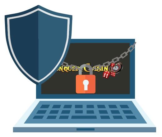 Conquer Casino - Secure casino
