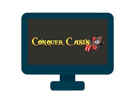 Conquer Casino - casino review