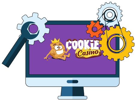 Cookie Casino - Software