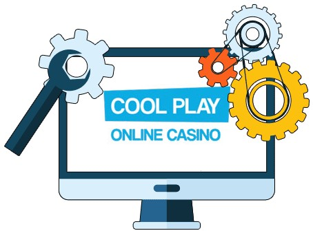 Cool Play Casino - Software
