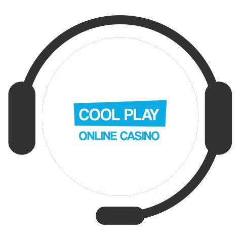 Cool Play Casino - Support