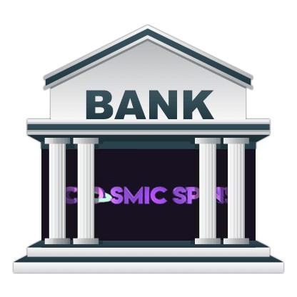 Cosmic Spins Casino - Banking casino