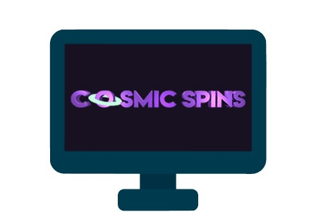 Cosmic Spins Casino - casino review