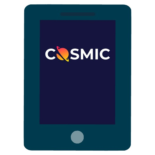 CosmicSlot - Mobile friendly