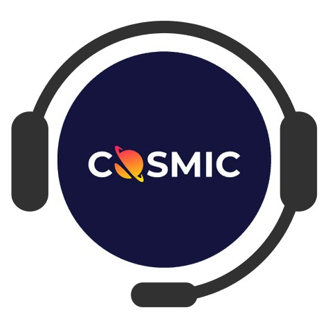 CosmicSlot - Support