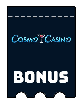 Latest bonus spins from Cosmo Casino