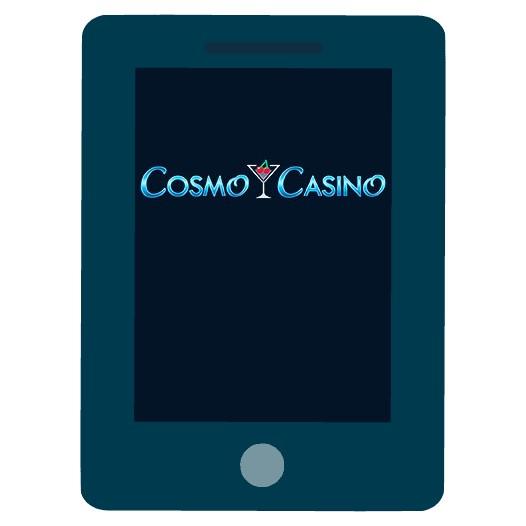 Cosmo Casino - Mobile friendly