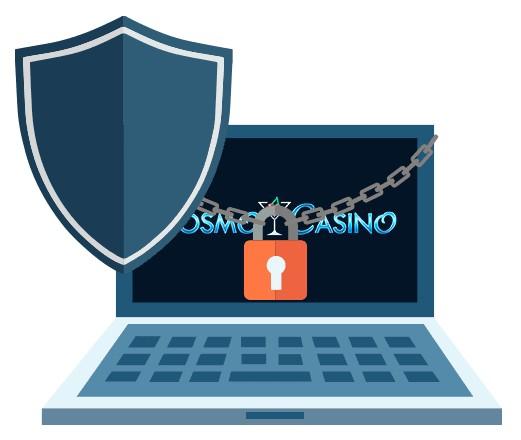 Cosmo Casino - Secure casino