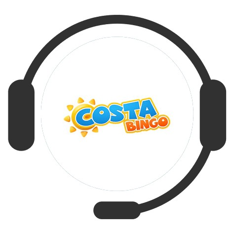 Costa Bingo - Support