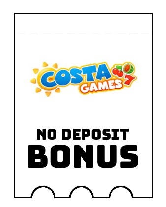 Costa Games - no deposit bonus CR