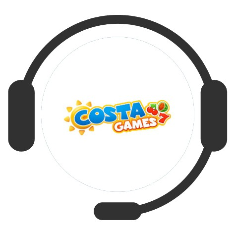 Costa Games - Support