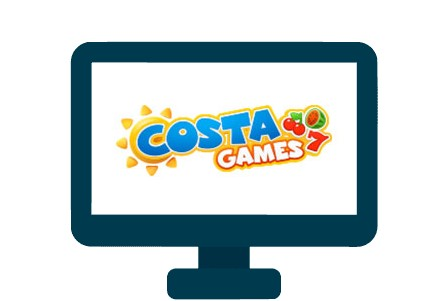 Costa Games - casino review