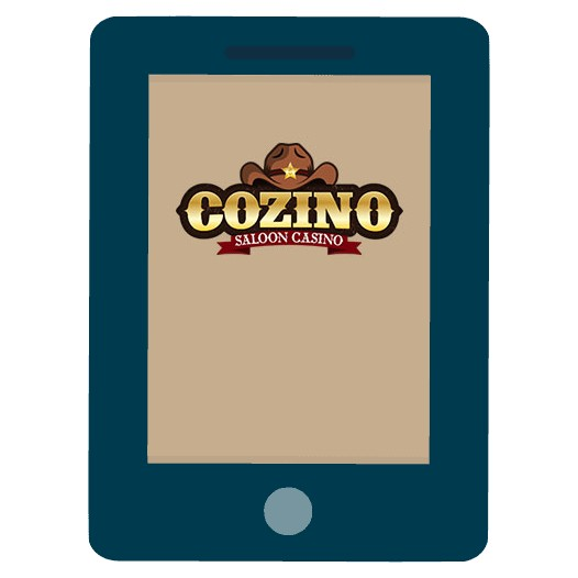 Cozino Casino - Mobile friendly