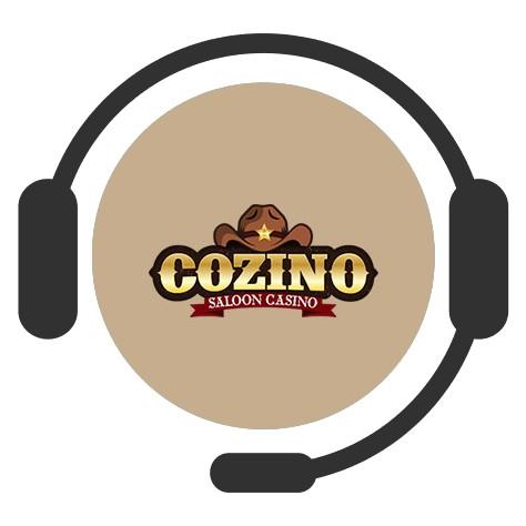 Cozino Casino - Support