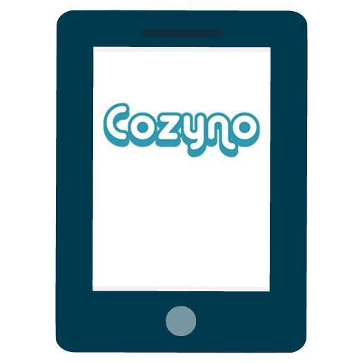 Cozyno Casino - Mobile friendly