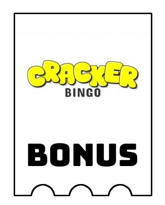 Latest bonus spins from Cracker Bingo Casino