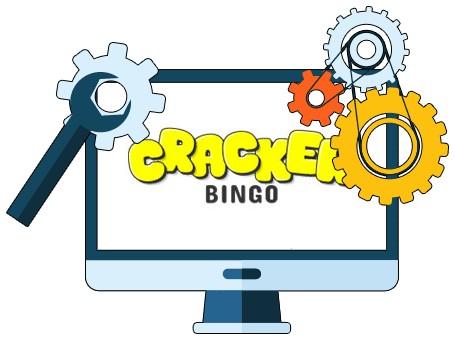 Cracker Bingo Casino - Software