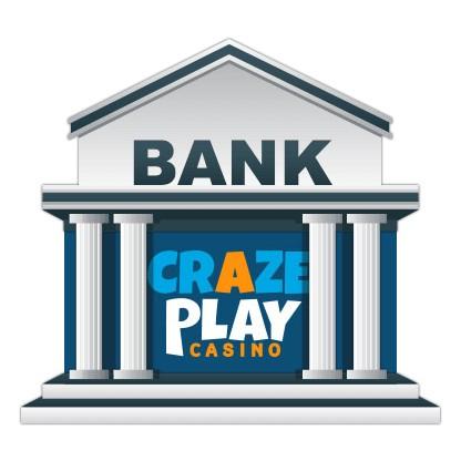 CrazePlay - Banking casino