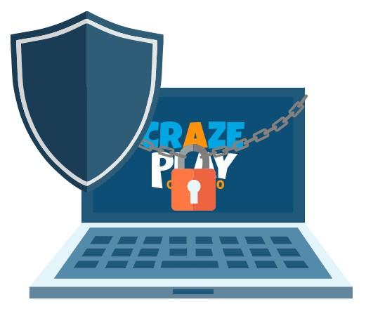 CrazePlay - Secure casino