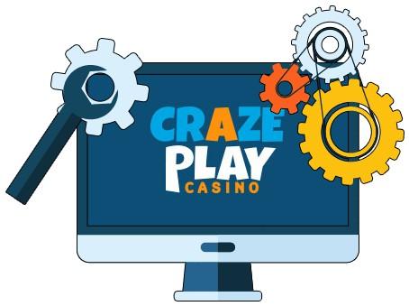 CrazePlay - Software