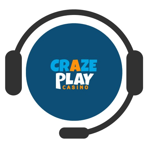 CrazePlay - Support
