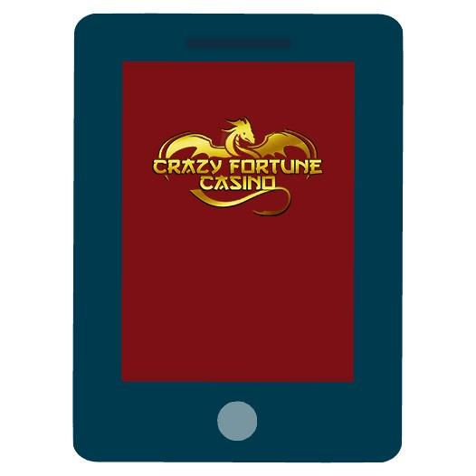 Crazy Fortune - Mobile friendly