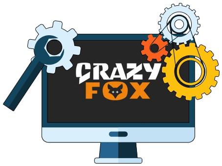Crazy Fox - Software