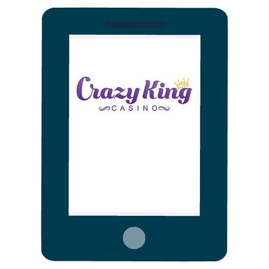 Crazy King - Mobile friendly