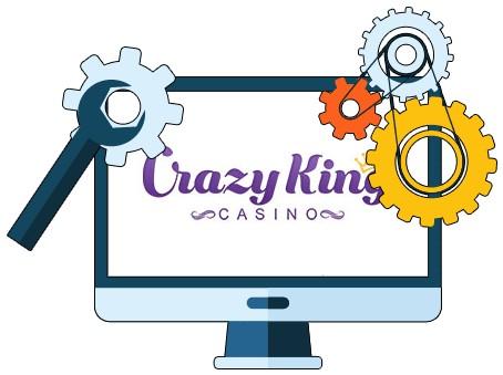 Crazy King - Software