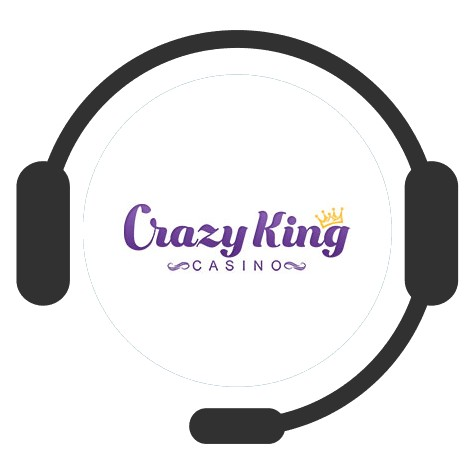 Crazy King - Support