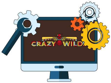 Crazy Wilds - Software