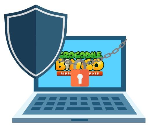 Crocodile Bingo - Secure casino