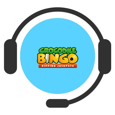 Crocodile Bingo - Support