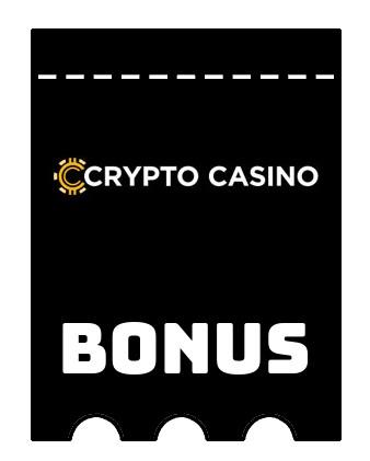 Latest bonus spins from CryptoCasino