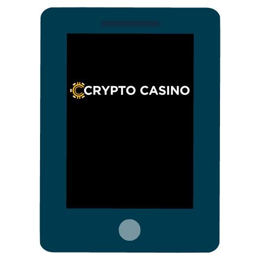CryptoCasino - Mobile friendly