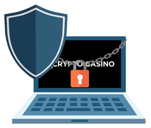 CryptoCasino - Secure casino
