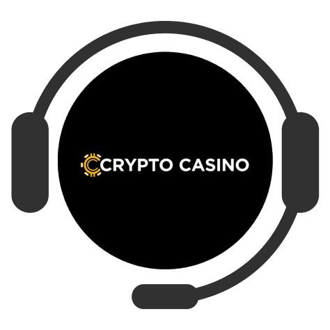 CryptoCasino - Support