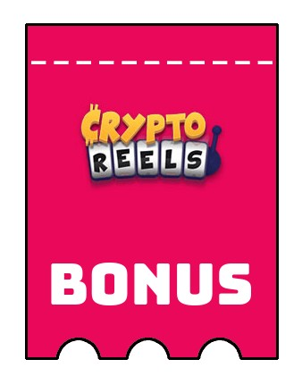 Latest bonus spins from CryptoReels
