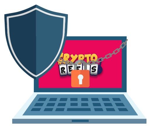 CryptoReels - Secure casino