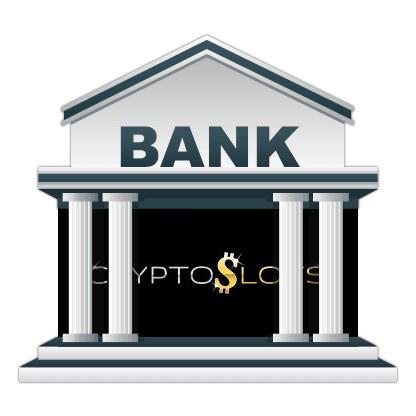 CryptoSlots Casino - Banking casino
