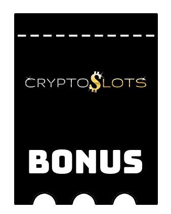 Latest bonus spins from CryptoSlots Casino