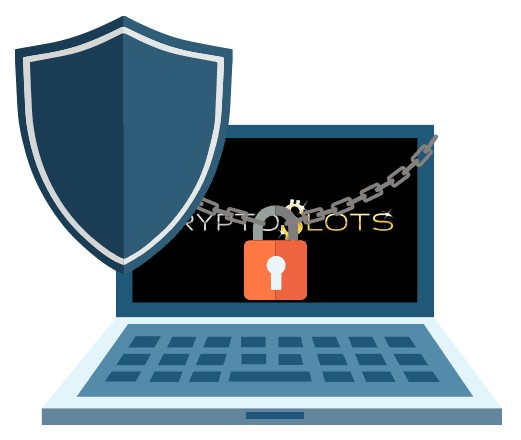 CryptoSlots Casino - Secure casino