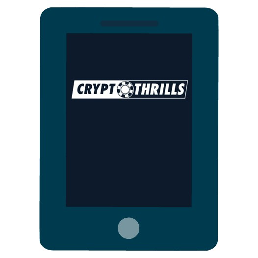 Cryptothrills Casino - Mobile friendly