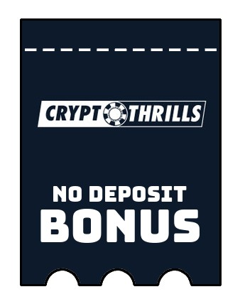 Cryptothrills Casino - no deposit bonus CR