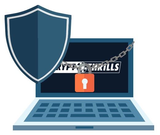 Cryptothrills Casino - Secure casino