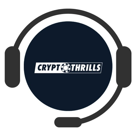 Cryptothrills Casino - Support