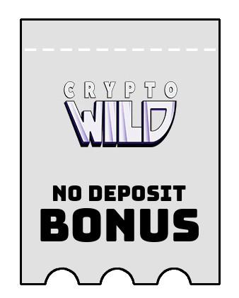 CryptoWild - no deposit bonus CR