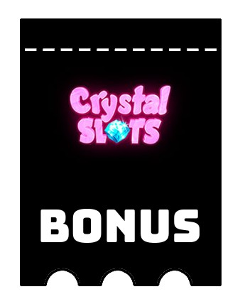 Latest bonus spins from Crystal Slots