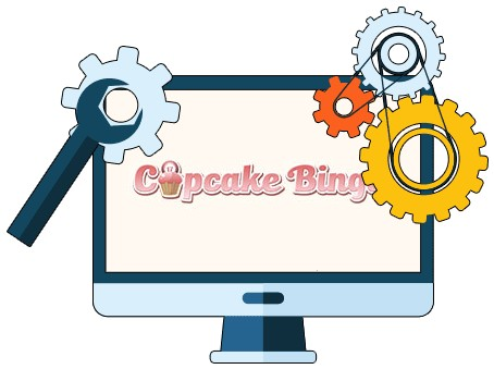 Cupcake Bingo Casino - Software