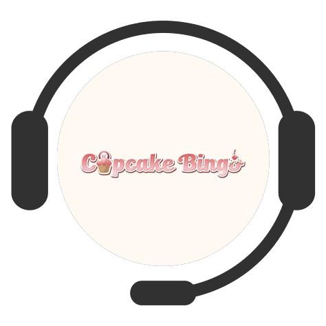 Cupcake Bingo Casino - Support
